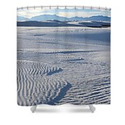Which Way Does The Wind Blow Shower Curtain