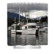 Whidby Shower Curtain