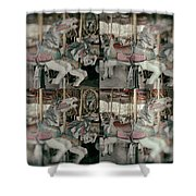 Whinny Shower Curtain