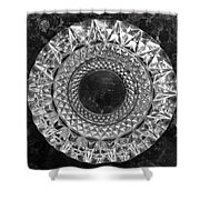 Whirl - 3 Shower Curtain