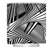 Whispering Thoughts Shower Curtain