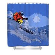 Whistler Art 006 Shower Curtain