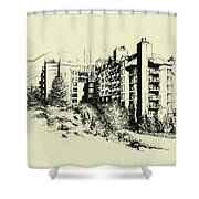 Whistler Art 007 Shower Curtain