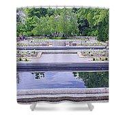 White River Gardens Shower Curtain