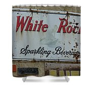 White Rock Shower Curtain