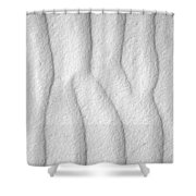 White Sands 14 Shower Curtain