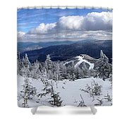 Whiteface Mountain View On Sale Now Shower Curtain