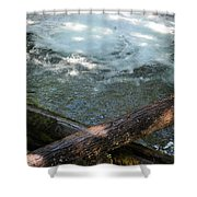 Whitehorse Falls Series 10 Shower Curtain