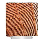 Wicker #2 Shower Curtain