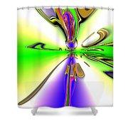 Wigvux Shower Curtain