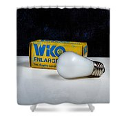 Wiko Enlarger Lamp Shower Curtain