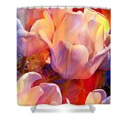 Wild Colors Shower Curtain