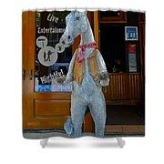 Wild Horse Saloon Shower Curtain