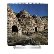 Wild Rose Charcoal Kilns Death Valley Img 4290 Shower Curtain