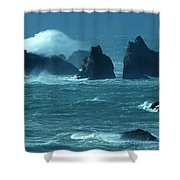 Wild Waters 2 Shower Curtain