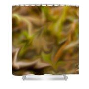 Wild Wetlands Shower Curtain