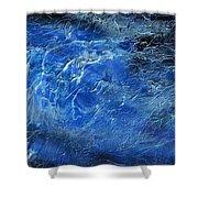 Wild Wild Sea Shower Curtain