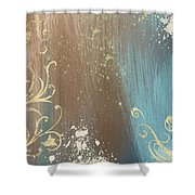 Wild Wood Shower Curtain