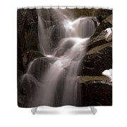 Wildcat Falls Shower Curtain