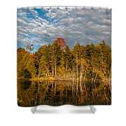 Wilderness Pond 2 Shower Curtain