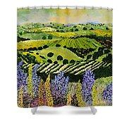 Wildflower Ridge Shower Curtain