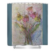 Wildflowers 2 Shower Curtain