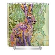 Wildlife Haas Shower Curtain