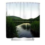 Wilgress Evening Shower Curtain