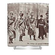 Wilhelm II & Sons Shower Curtain