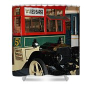 Wilkes Barre Bus   # Shower Curtain