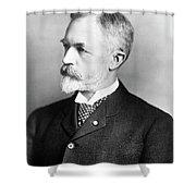 William Frederick Allen (1846-1915) Shower Curtain