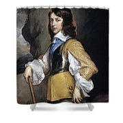 William II (1626-1650) Shower Curtain