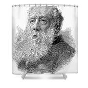 William Wood (1808-1894) Shower Curtain