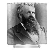 William Worth Belknap (1829-1890) Shower Curtain