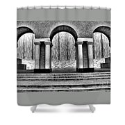 Williams Waterfall Shower Curtain