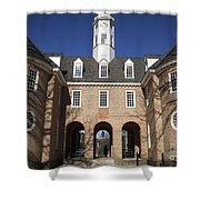 Williamsburg Capitol Shower Curtain
