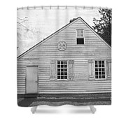 Williamsburg Foundry Shower Curtain