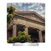 Williamson County Courthouse Shower Curtain