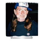 Willie Nelson 1988 Shower Curtain