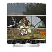 Willis Overland Shower Curtain