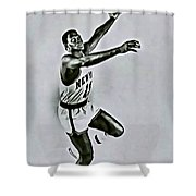 Willis Reed Shower Curtain