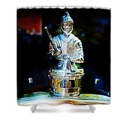 Willys Knight Shower Curtain