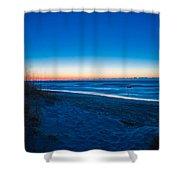 Wilmington Coastal Scene Wilmington North Carolina Shower Curtain