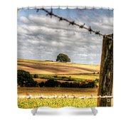 Wiltshire Shower Curtain