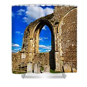 Winchelsea Church Shower Curtain