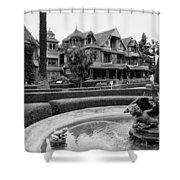 Winchester House - San Jose California Shower Curtain