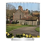 Winchester Park Shower Curtain