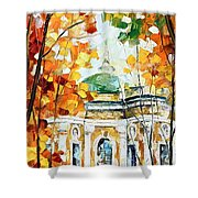 Wind Of Dreams 2 Shower Curtain