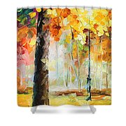 Wind Of Dreams 3 Shower Curtain