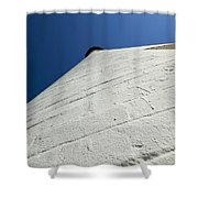 Wind Point Lighthouse 142 Shower Curtain